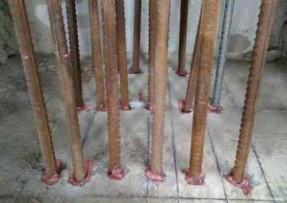 植筋加固工程项目工程施工合同