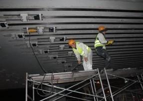 预应力桥梁碳纤维板加固系统