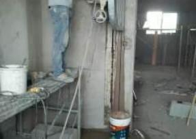 混凝土墙静力切割施工工艺