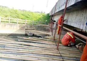 溪中桥做为17年秀洲公路桥梁关键改建工程之一