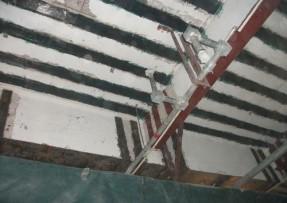 柱粘钢加固方式靠谱吗?
