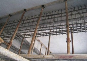 加固公司柱截面加大施工现场施工工艺